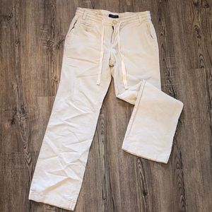 Lands End Tan Beach Pants